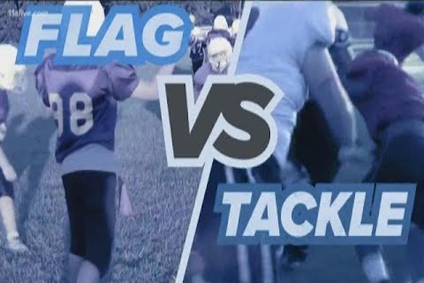 Park Ridge Flag Football and Tackle Football