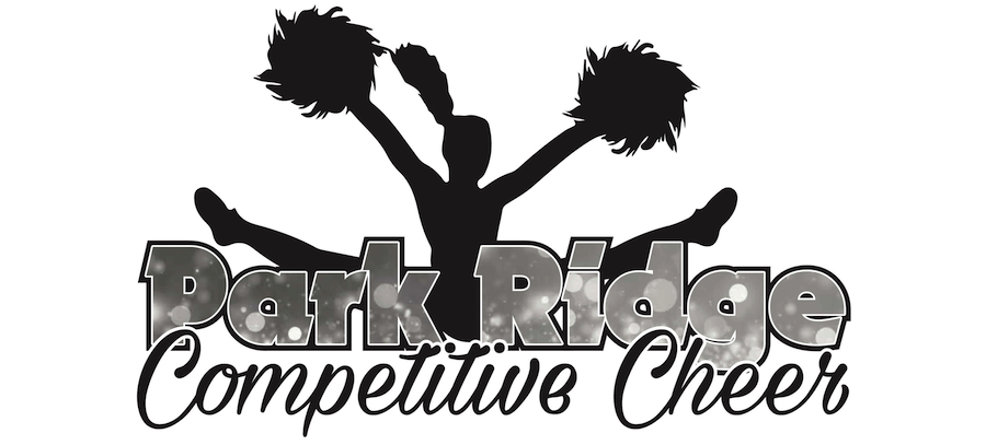 Park Ridge Competitive Cheer Logo Banner